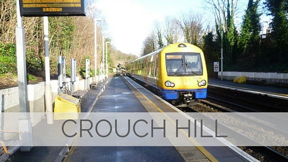 Learn To Say Crouch Hill?