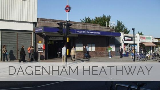 Learn To Say Dagenham Heathway?