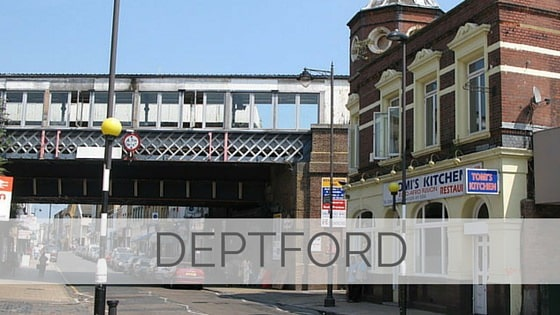 Learn To Say Deptford?
