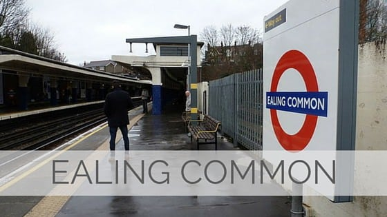 Learn To Say Ealing Common?