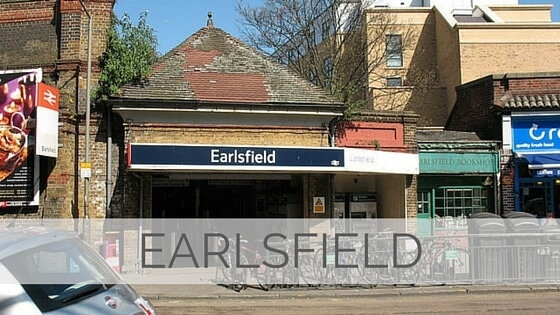 Learn To Say Earlsfield?