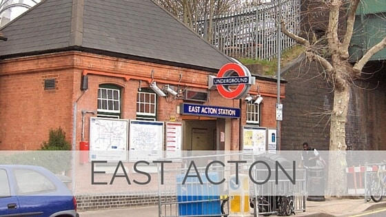 Learn To Say East Acton?