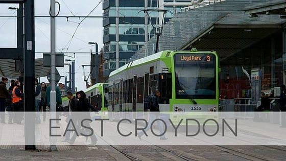 Learn To Say East Croydon?