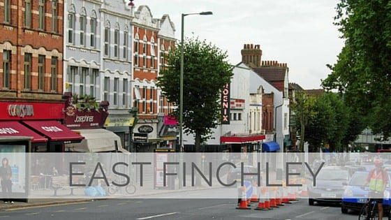 Learn To Say East Finchley?