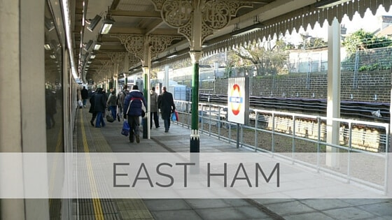 Learn To Say East Ham?