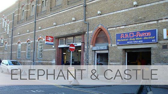 Learn To Say Elephant & Castle?
