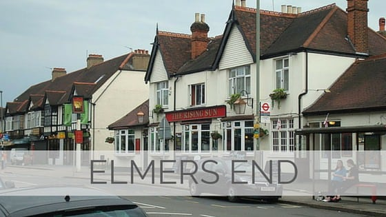 Learn To Say Elmers End?