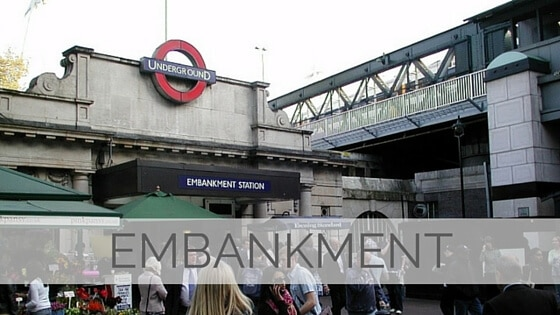 Learn To Say Embankment?