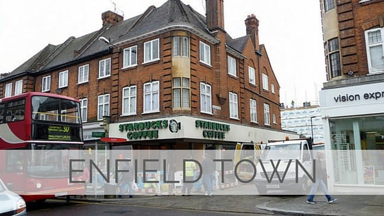 Learn To Say Enfield Town?