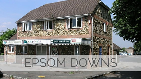 Learn To Say Epsom Downs?