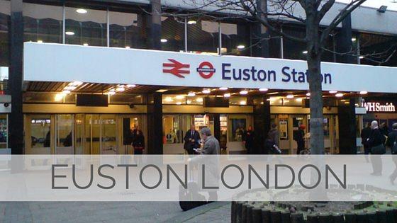 Learn To Say Euston London?