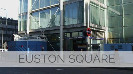 Learn To Say Euston Square?