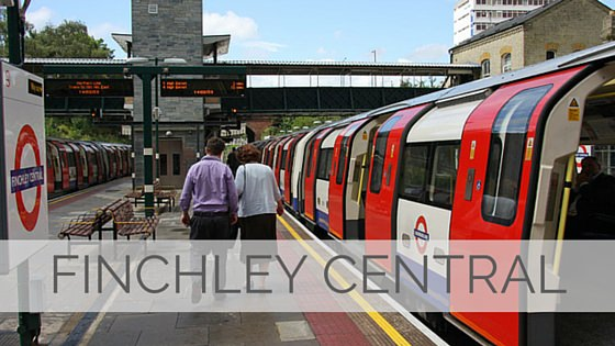 Learn To Say Finchley Central?