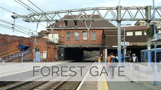 Learn To Say Forest Gate?