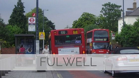 Learn To Say Fulwell?