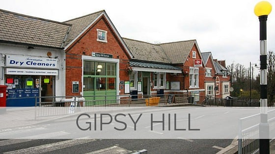 Learn To Say Gipsy Hill?