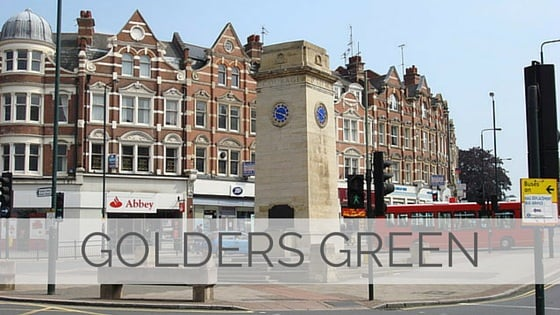Learn To Say Golders Green?
