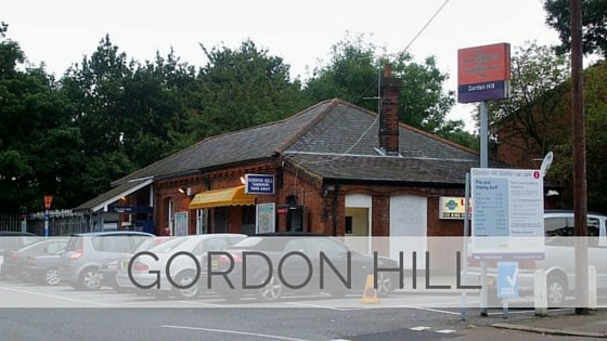 Learn To Say Gordon Hill?
