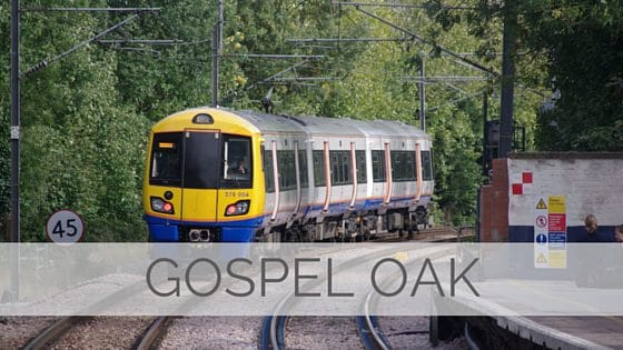 Learn To Say Gospel Oak?
