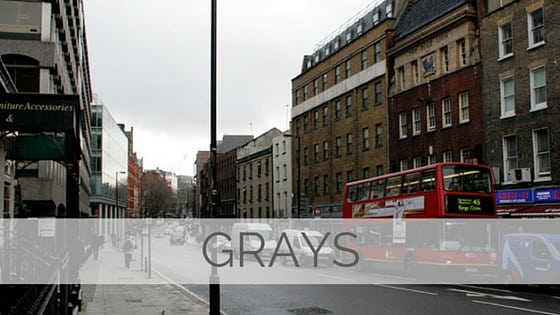 Learn To Say Grays?