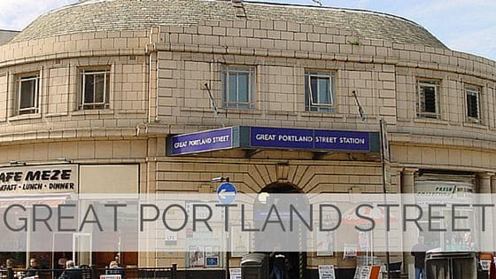 Learn To Say Great Portland Street?