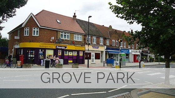 Learn To Say Grove Park?