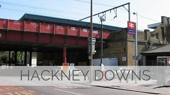 Learn To Say Hackney Downs?