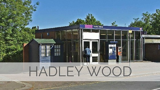 Learn To Say Hadley Wood?