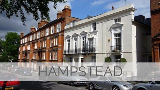 Learn To Say Hampstead?