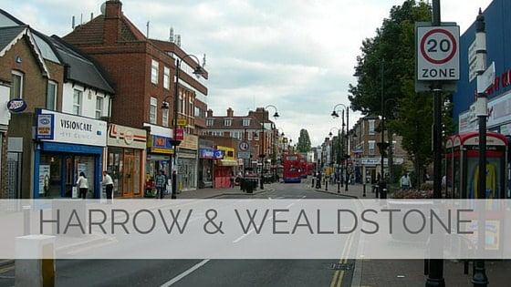 Learn To Say Harrow & Wealdstone?
