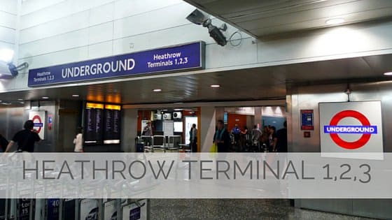 Learn To Say Heathrow Terminals 1, 2, 3?