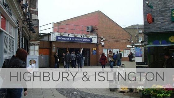 Learn To Say Highbury & Islington?