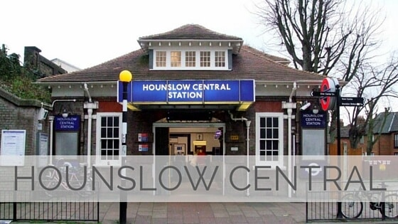 Learn To Say Hounslow Central?