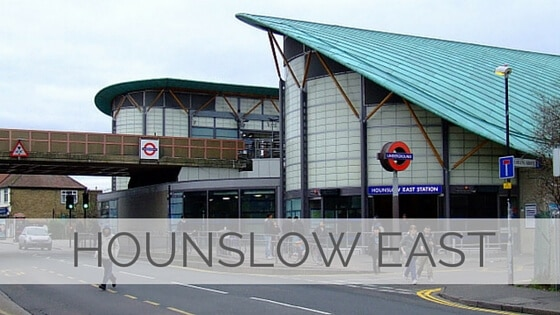 Learn To Say Hounslow East?