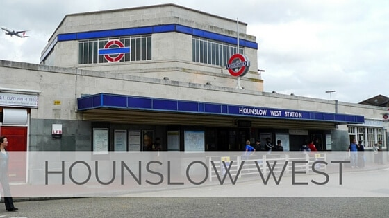 Learn To Say Hounslow West?
