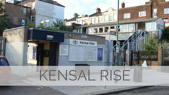 Learn To Say Kensal Rise?