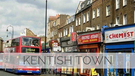 Learn To Say Kentish Town?