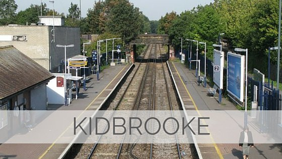Learn To Say Kidbrooke?