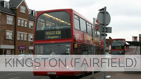 Learn To Say Kingston (Fairfield)?