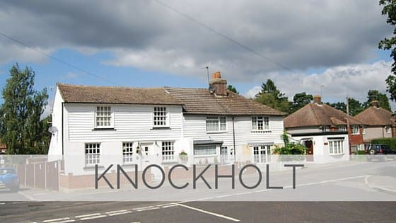 Learn To Say Knockholt?