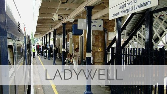 Learn To Say Ladywell?