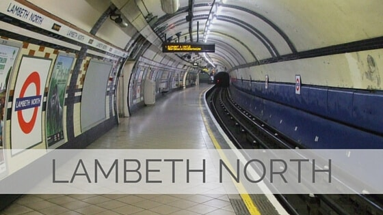 Learn To Say Lambeth North?