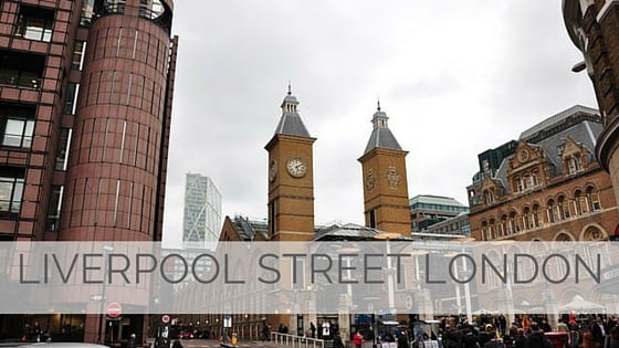 Learn To Say Liverpool Street London?