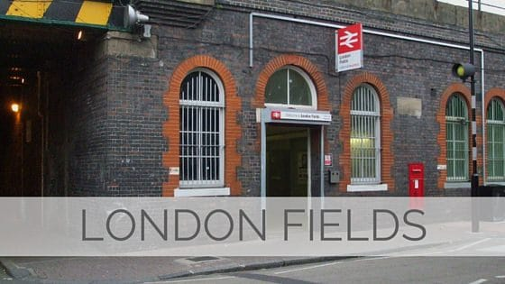 Learn To Say London Fields?