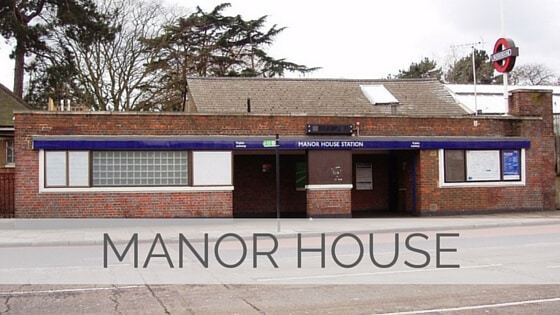Learn To Say Manor House?