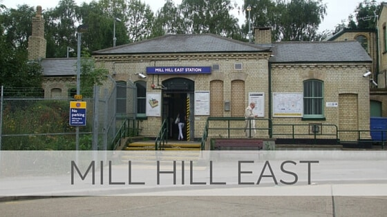 Learn To Say Mill Hill East?
