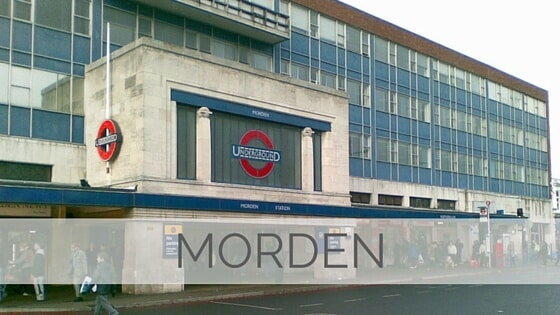 Learn To Say Morden?