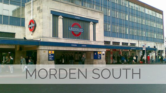 Learn To Say Morden South?
