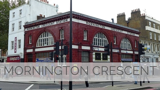 Learn To Say Mornington Crescent?