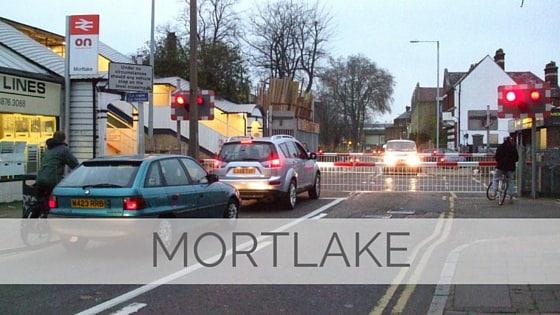 Learn To Say Mortlake?